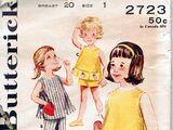 Butterick 2723