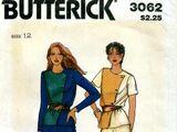 Butterick 3062