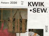 Kwik Sew 2036