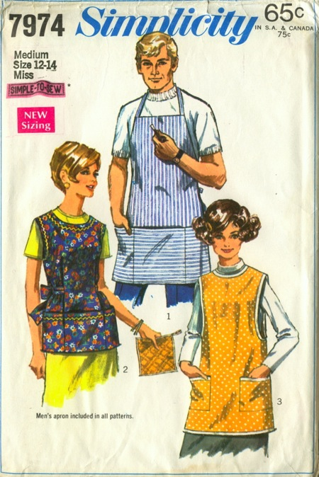 Simplicity 7974 | Vintage Sewing Patterns | FANDOM powered by Wikia