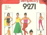 Simplicity 9271