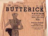 Butterick 5739 C