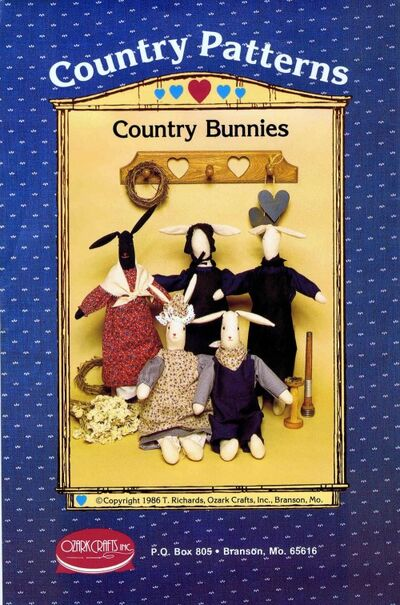 Country Patterns 1986 1002
