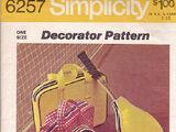 Simplicity 6257 B