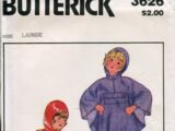 Butterick 3626 C