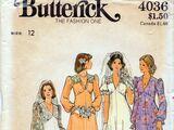 Butterick 4036 A