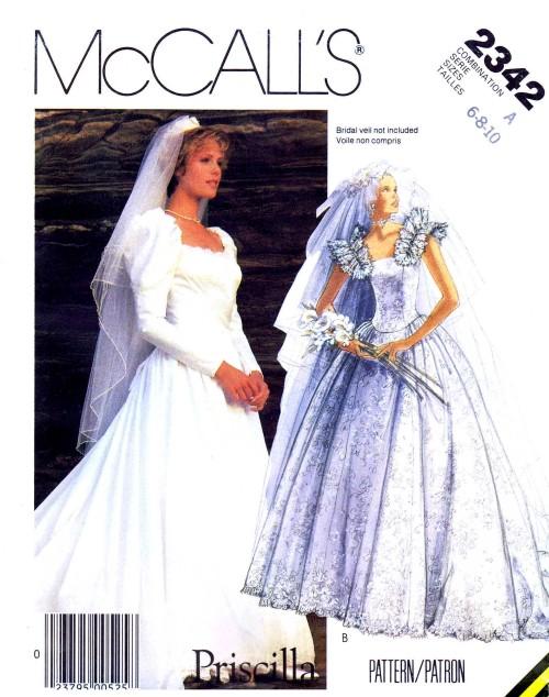 McCalls 1986 2342