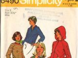 Simplicity 6490