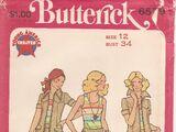 Butterick 6579 A