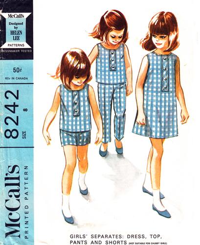 McCall's 8242