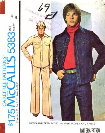 McCalls 1976 5383