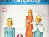 Simplicity 9144 A