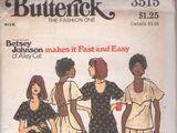 Butterick 3515 B