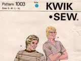 Kwik Sew 1003