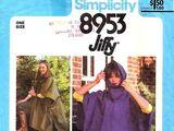 Simplicity 8953 A