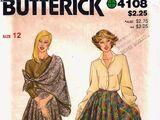 Butterick 4108