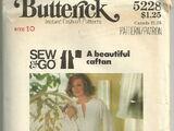 Butterick 5228 B
