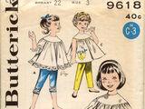 Butterick 9618