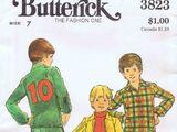 Butterick 3823 B