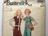 Butterick 6087 C