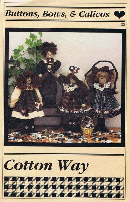 Cotton Way 1993 403