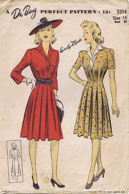 DuBarry 1942 5314