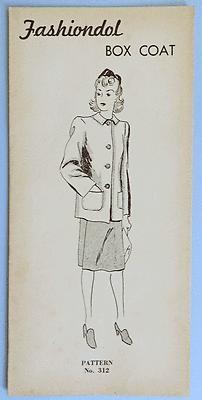 Fashiondol Box Coat 312