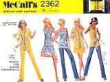 McCall's 2362