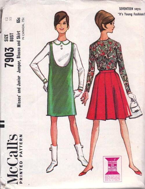 McCall's 7903 (1965)