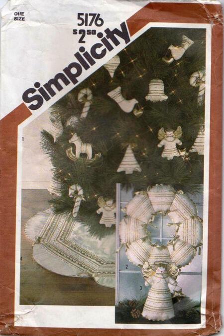 Simplicity 5176 a