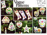 Vogue 1754 A