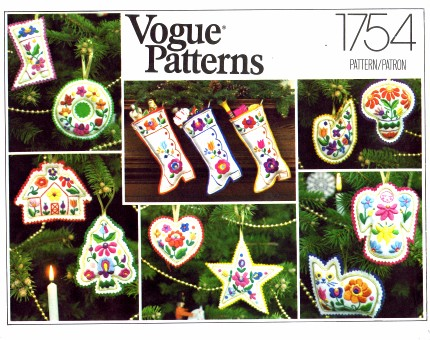 Vogue 1754 A | Vintage Sewing Patterns | FANDOM powered by Wikia