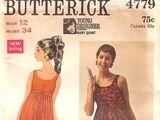 Butterick 4779
