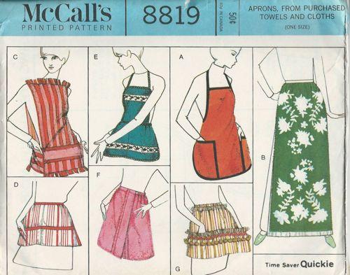 McCall's 8819