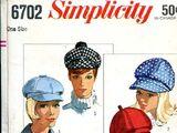 Simplicity 6702 A