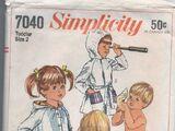 Simplicity 7040 B