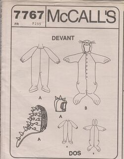 McCall's 7767-2