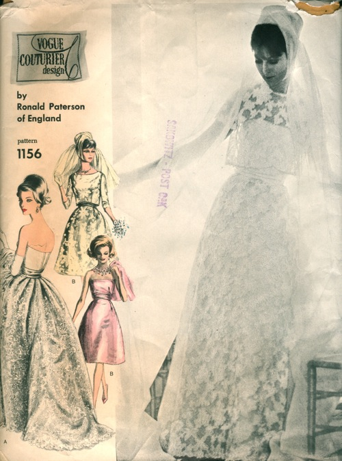 Vogue 1156 | Vintage Sewing Patterns | FANDOM powered by Wikia