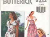 Butterick 5322 B