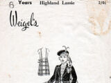 Weigel's Highland Lassie