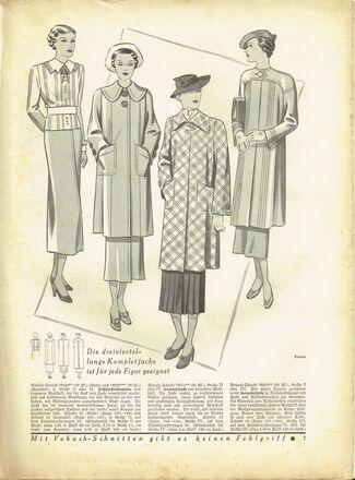 Magazine fashion pages (5)