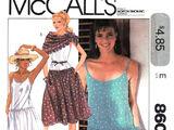 McCall's 8607 A