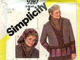 Simplicity 5287 A