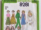 Simplicity 8281