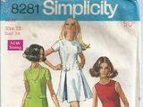 Simplicity 8281 B