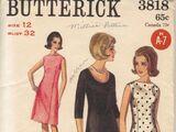 Butterick 3818