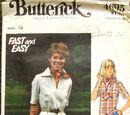 Butterick 4695 A
