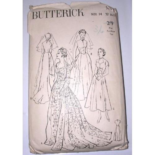 Butterick 526 image