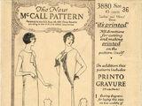 McCall 3880