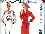 McCall's 7020 A
